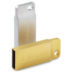 Verbatim Metal Executive unita flash USB 16 GB USB tipo A 2.0 Argento