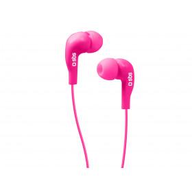 SBS Studio Mix 10 auricolare per telefono cellulare Stereofonico Rosa Cablato