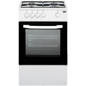 Beko CSG42000DW cucina Piano cottura Bianco Gas