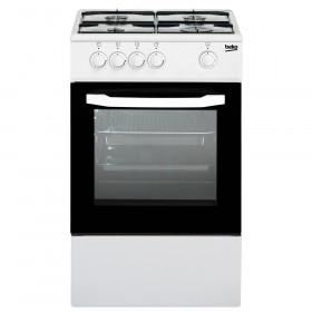Beko CSG42001FW Libera installazione Gas Bianco cucina