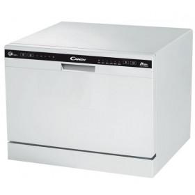 Candy CDCP 6/E lavastoviglie Libera installazione 6 coperti A+