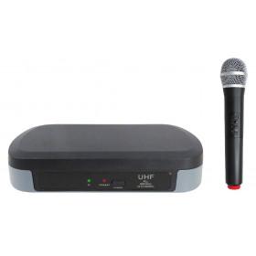 Karma Italiana SET 7300 Stage/performance microphone Senza fili Nero microfono