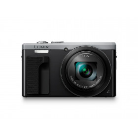 "Panasonic Lumix DMC-TZ80 Fotocamera compatta 18,1 MP MOS 4896 x 3672 Pixel 1/2.3"" Nero, Argento"