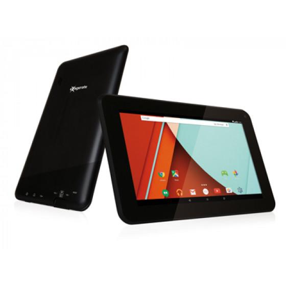 Hamlet Zelig Pad 470 7''HD con processore Quad Core 1.3 GHz con display 7'' connessione wifi 150Mbit con bluetooth tablet