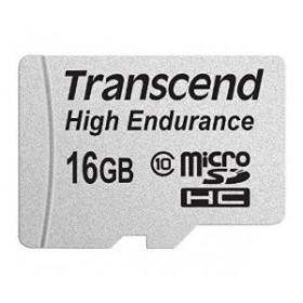 Transcend 16GB microSDHC memoria flash Classe 10 MLC