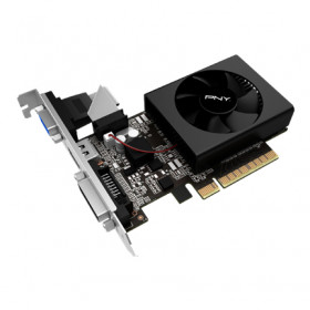 PNY VCGGT7102XPB scheda video NVIDIA GeForce GT 710 2 GB GDDR3