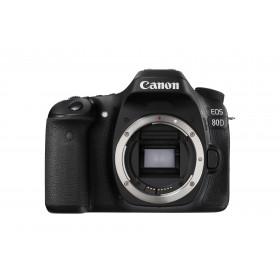 Canon EOS 80D Corpo della fotocamera SLR 24,2 MP CMOS 6000 x 4000 Pixel Nero