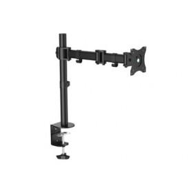 """Equip 650114 supporto da tavolo per Tv a schermo piatto 68,6 cm (27"""") Morsa Nero"""
