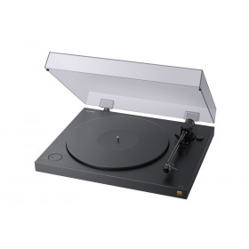 Sony PSHX500 Belt-drive audio turntable Nero piatto audio