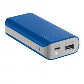 Trust Primo 4400 4400mAh Blu batteria portatile