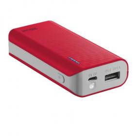 Trust Primo 4400 4400mAh Rosso batteria portatile