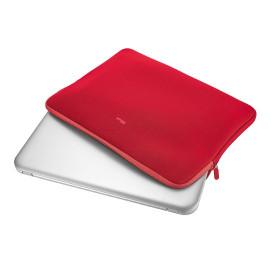 "Trust 21253 13.3"" Custodia a tasca Rosso borsa per notebook"