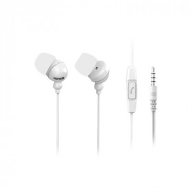 Maxell 303760 headphones/headset Cuffia Auricolare Bianco