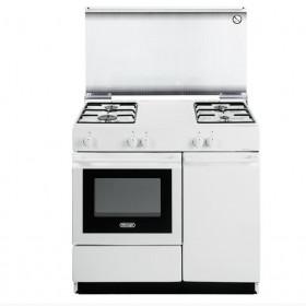 DeLonghi SGW854N Libera installazione Piano cottura a gas Bianco cucina