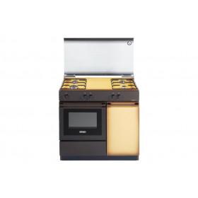 DeLonghi SGK 854 N Libera installazione Piano cottura a gas Rame cucina