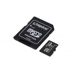 Kingston Technology Industrial Temperature microSD UHS-I 8GB memoria flash Classe 10