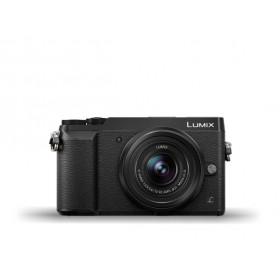 "Panasonic Lumix DMC-GX80 + G VARIO 12-32mm MILC 16 MP Live MOS 4592 x 3448 Pixel 4/3"" Nero"