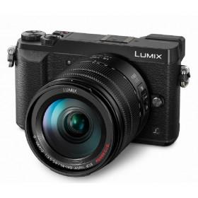 "Panasonic Lumix DMC-GX80 + G VARIO 14-140mm MILC 16 MP 4/3"" Live MOS 4592 x 3448 Pixel Nero"
