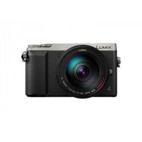Panasonic Lumix DMC-GX80HEG MILC 16 MP Live MOS 4592 x 3448 Pixel Nero, Argento