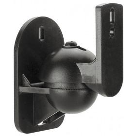 Reflecta 23184 supporto da parete per casse acustiche Nero