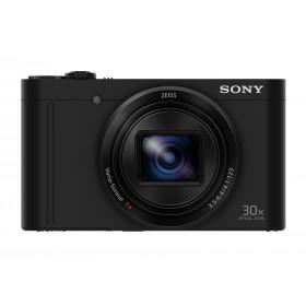 Sony Cyber-shot DSCWX500, fotocamera compatta con zoom ottico 30x, 18.2 MP