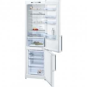 Bosch Serie 4 KGN39VW35 frigorifero con congelatore Libera installazione Bianco 366 L A++