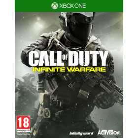 Activision Call of Duty: Infinite Warfare, Xbox One Basic Xbox One ITA videogioco