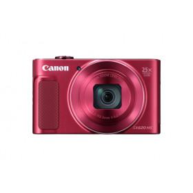 "Canon PowerShot SX620 HS Fotocamera compatta 20,2 MP CMOS 5184 x 3888 Pixel 1/2.3"" Rosso"
