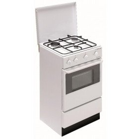 Bompani BI910AA/N Libera installazione Piano cottura a gas A Bianco cucina