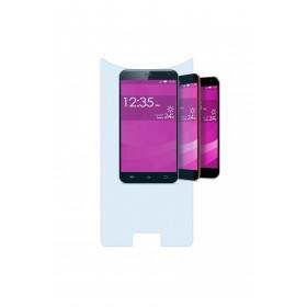 """Cellularline Second Glass Uni - Per Smartphone da 5.5"""" fino a 5.7"""" Vetro temperato universale trasparente e resistente Trasparente"""