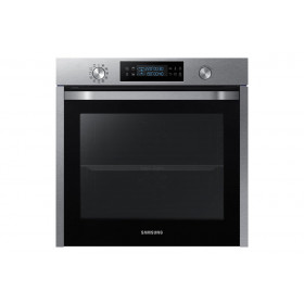 Samsung NV75K5541BS Forno elettrico 75L 1600W A Nero, Acciaio inossidabile