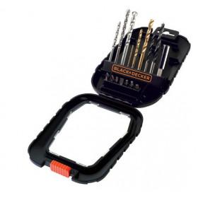 Black & Decker A7186-XJ Set di punte per trapano 16pezzo(i) punta per trapano