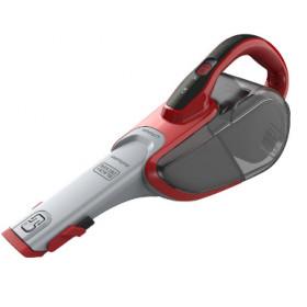 Black & Decker DVJ315J aspiratore portatile Senza sacchetto Grigio, Rosso