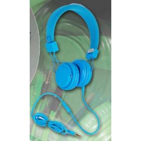 Xtreme 33661B auricolare per telefono cellulare Stereofonico Padiglione auricolare Blu Cablato