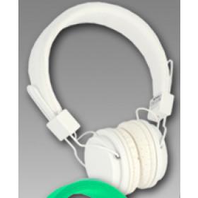 Xtreme 33661W auricolare per telefono cellulare Stereofonico Padiglione auricolare Bianco Cablato