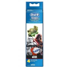 Oral-B 160953 testina per spazzolino 4 pezzo(i) Multicolore