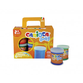Carioca Finger paint Multi pittura lavabili