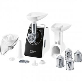 Bosch MFW3850B tritacarne 500 W Nero, Bianco