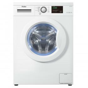 Haier HW70-1211N lavatrice Libera installazione Caricamento frontale Bianco 7 kg 1200 Giri/min A+++