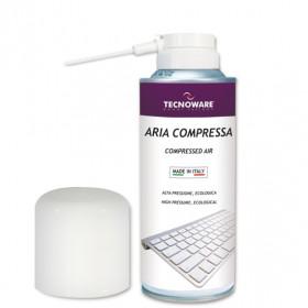 Tecnoware FOE17302 kit per la pulizia Spruzzo per la pulizia dell'apparecchiatura Tastiera 400 ml