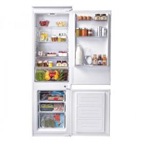 Candy CKBBS 100 Libera installazione 250L A+ Bianco frigorifero con congelatore