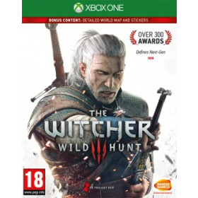 Namco Bandai Games The Witcher 3: Wild Hunt, Xbox One Basic Xbox One ITA videogioco