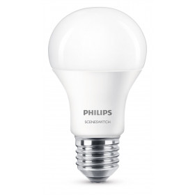 Philips 8W (60W) E27 Cool White/ Warm White Bulb