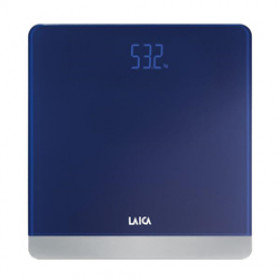 Laica PS1057B bilance pesapersone Bilancia pesapersone elettronica Quadrato Blu