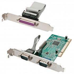 Lindy 51242 Interno Parallelo, Seriale scheda di interfaccia e adattatore
