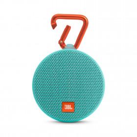 JBL Clip 2 Mono portable speaker 3W Arancione, Turchese