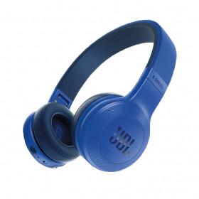 JBL E45BT auricolare per telefono cellulare Stereofonico Padiglione auricolare Blu Cablato