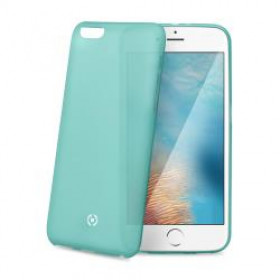 "Celly FROST801TF 5.5"" Cover Turchese custodia per cellulare"