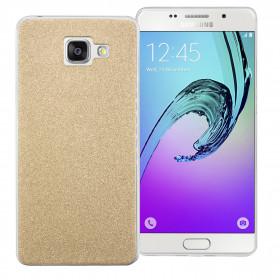 """Phonix SA516GLD custodia per cellulare 13,2 cm (5.2"""") Cover Oro Poliuretano termoplastico (TPU)"""