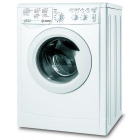 Indesit IWC 61052 C ECO IT lavatrice Libera installazione Caricamento frontale Bianco 6 kg 1000 Giri/min A++